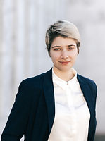 Yuliana Romashevskaya, University of Col