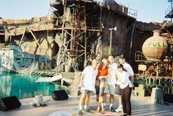 """Caliente"" at Universal Studios"