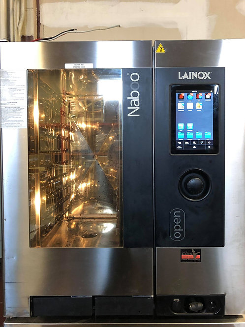 USED - Lainox10-Pan Combi Oven