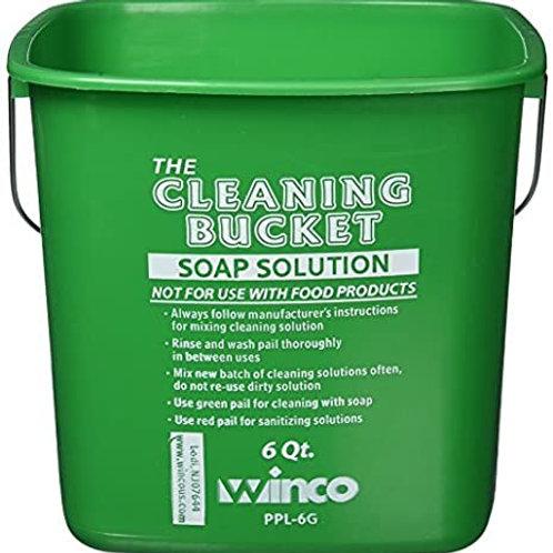 Detergent Pail, Green