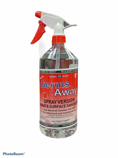 Hand/Surface Sanitizer - 1L