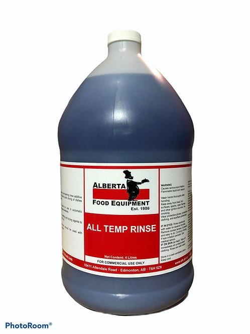 Dishwasher All Temp Rinse - 4L