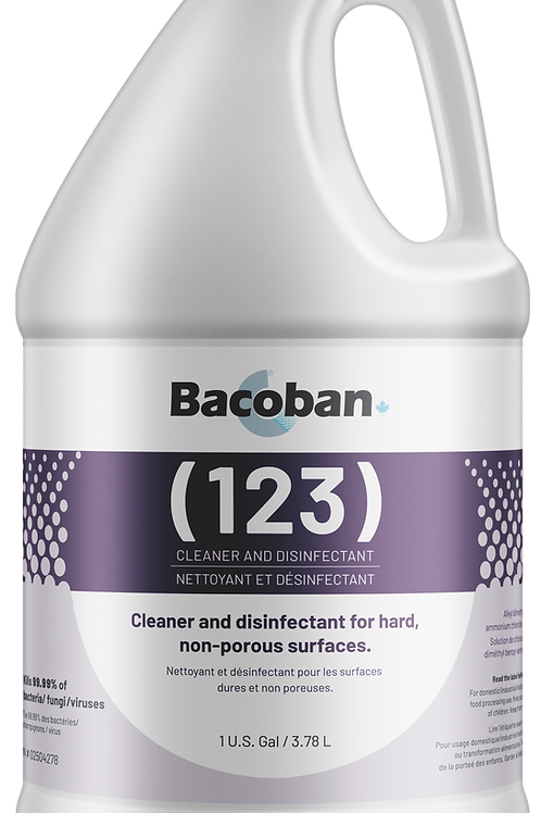 Bacoban - Surface Disinfectant