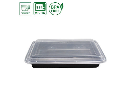 Take-Out Container - 58oz Rectangle