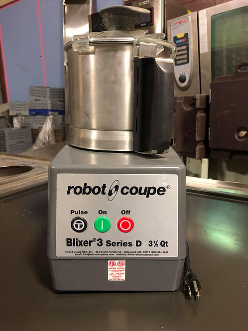 USED - Robot Coupe Blixer3