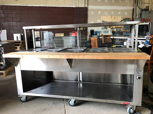 USED - MKE Hot Food Table 5-Well