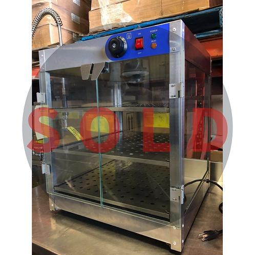 USED - Heated Display Case