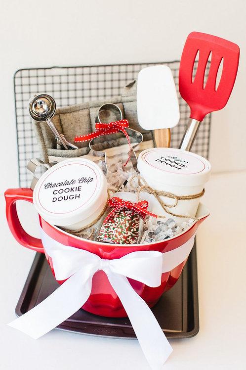 $50 Christmas Gift Basket