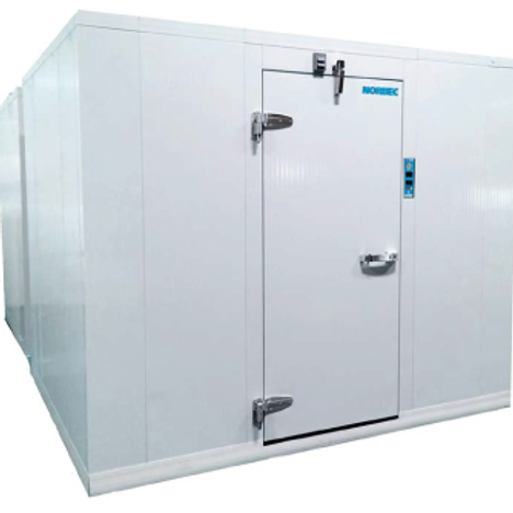 USED - Walk-In Freezer Box ONLY