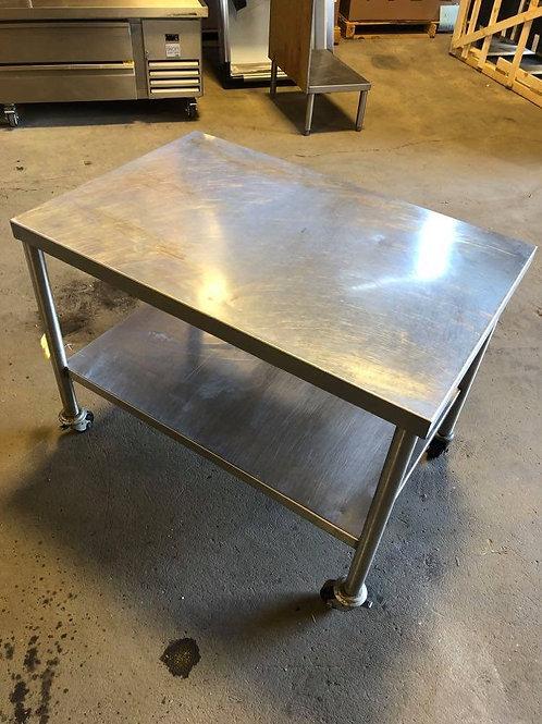 """USED - Custom Table 26-5/8"""" x 40-3/8"""""""