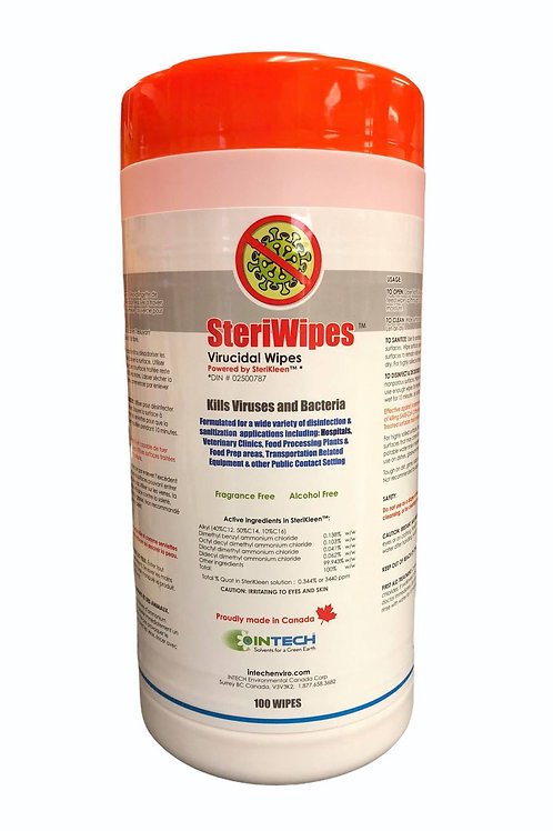 Sterwipes - Disinfectant Wipes