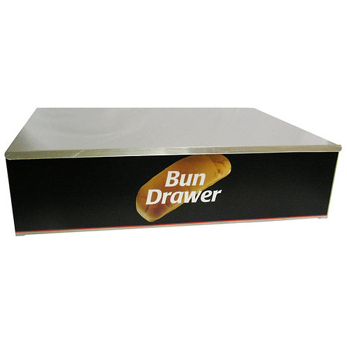 Bun Drawer for 30 Dog Grill