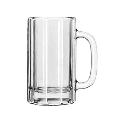 Libbey Paneled Mug 16oz