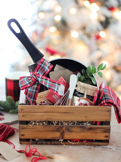 $25 Christmas Gift Basket