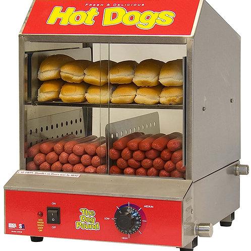 Hot Dog Steamer - 164 Dogs