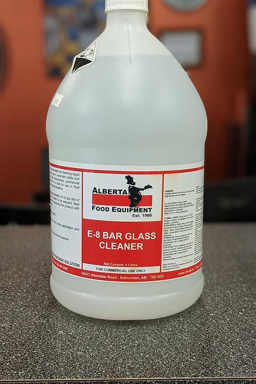 Bar Glass Cleaner