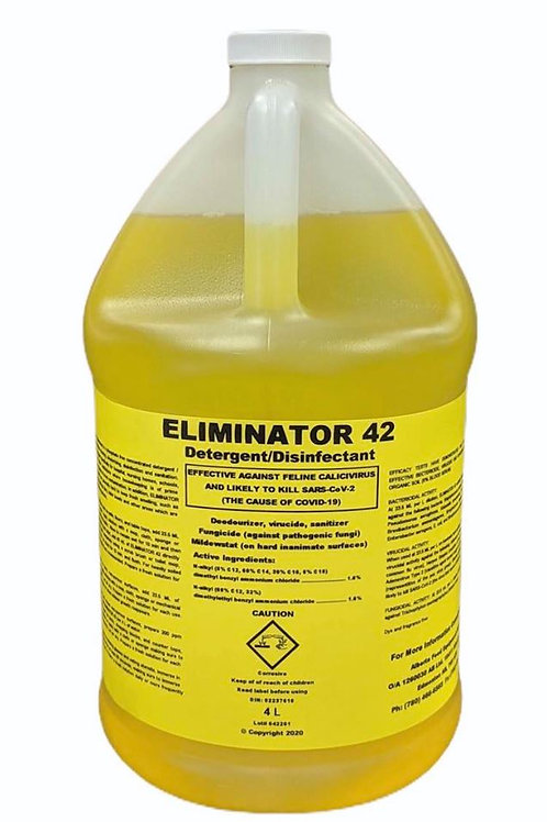 Eliminator Disinfectant - Concentrate
