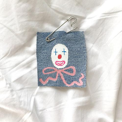 Little Clown Pin