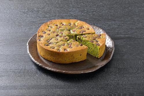 廣島八丁堀 抹茶バターケーキ