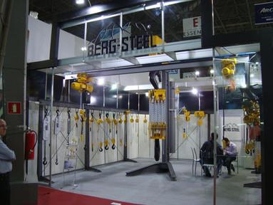 Berg Steel - Mecânica 2014