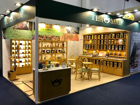 Tea Shop - ABF Franchising 2018