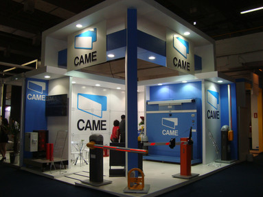 CAME - Transpoquip 2014