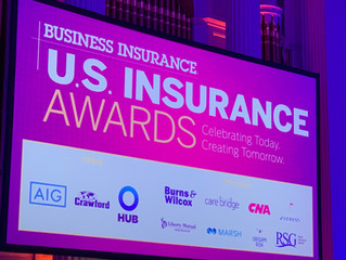 Business Insurance, U.S. Insurance Awards Night
