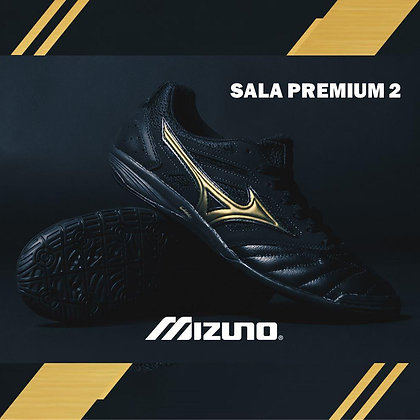 黑金色 Mizuno Sala Premium 2 IN 20th Anniversary