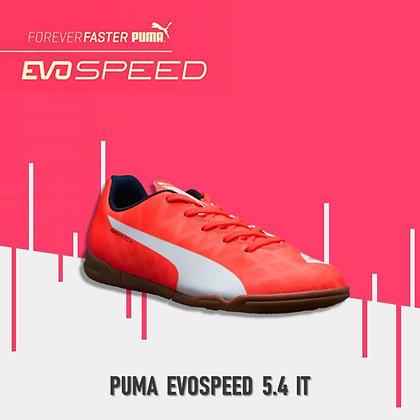 落霞橙 Puma evoSPEED 5.4 IT