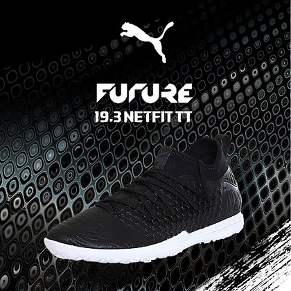 曜石黑Puma Future 19.3 Netfit TT