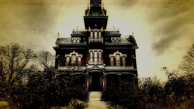 Night at Vaile Mansion with American Hauntings - SOLD OUT