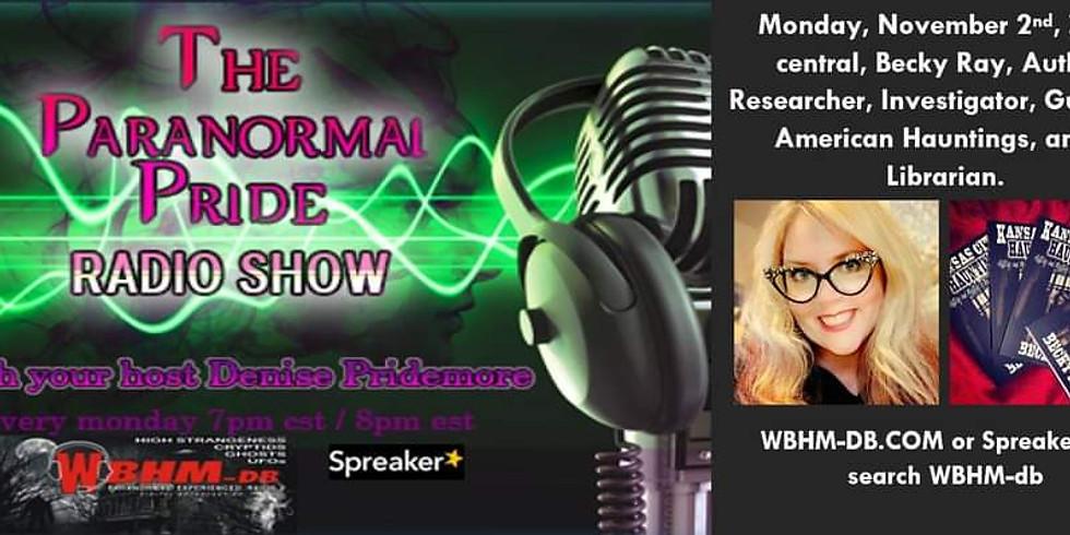 The Paranormal Pride Radio Show