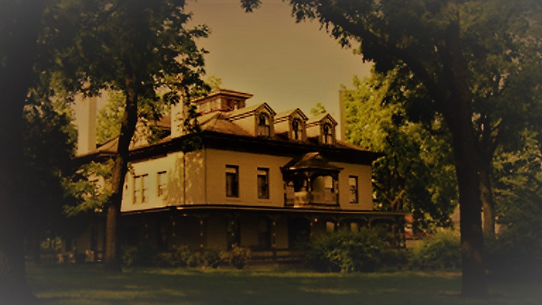 Night at Bingham-Waggoner Mansion & Estate with American Hauntings