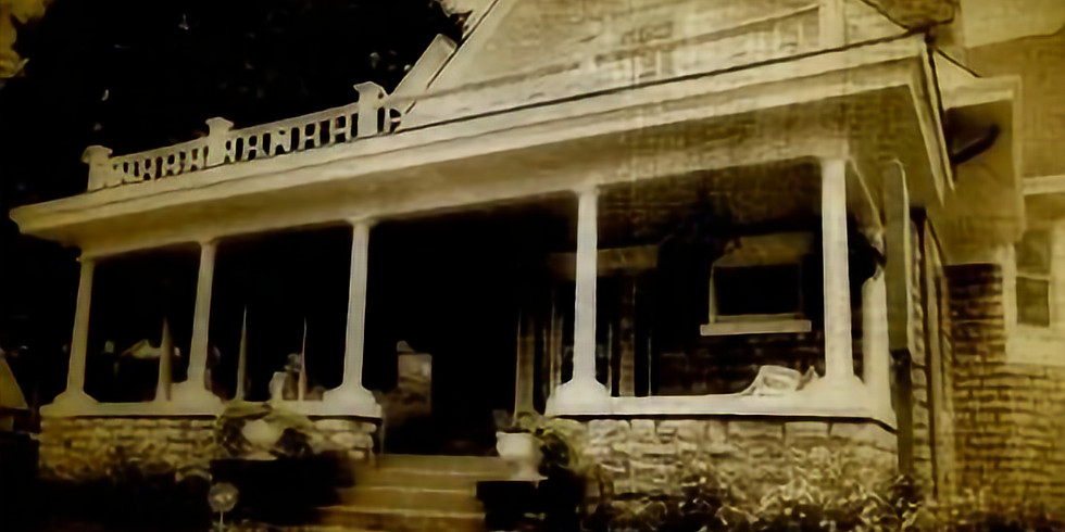 A Night at the Dillingham-Lewis House with American Hauntings
