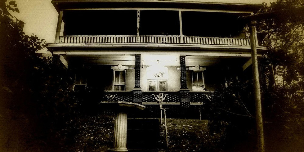 A Night at the Beattie Mansion with American Hauntings
