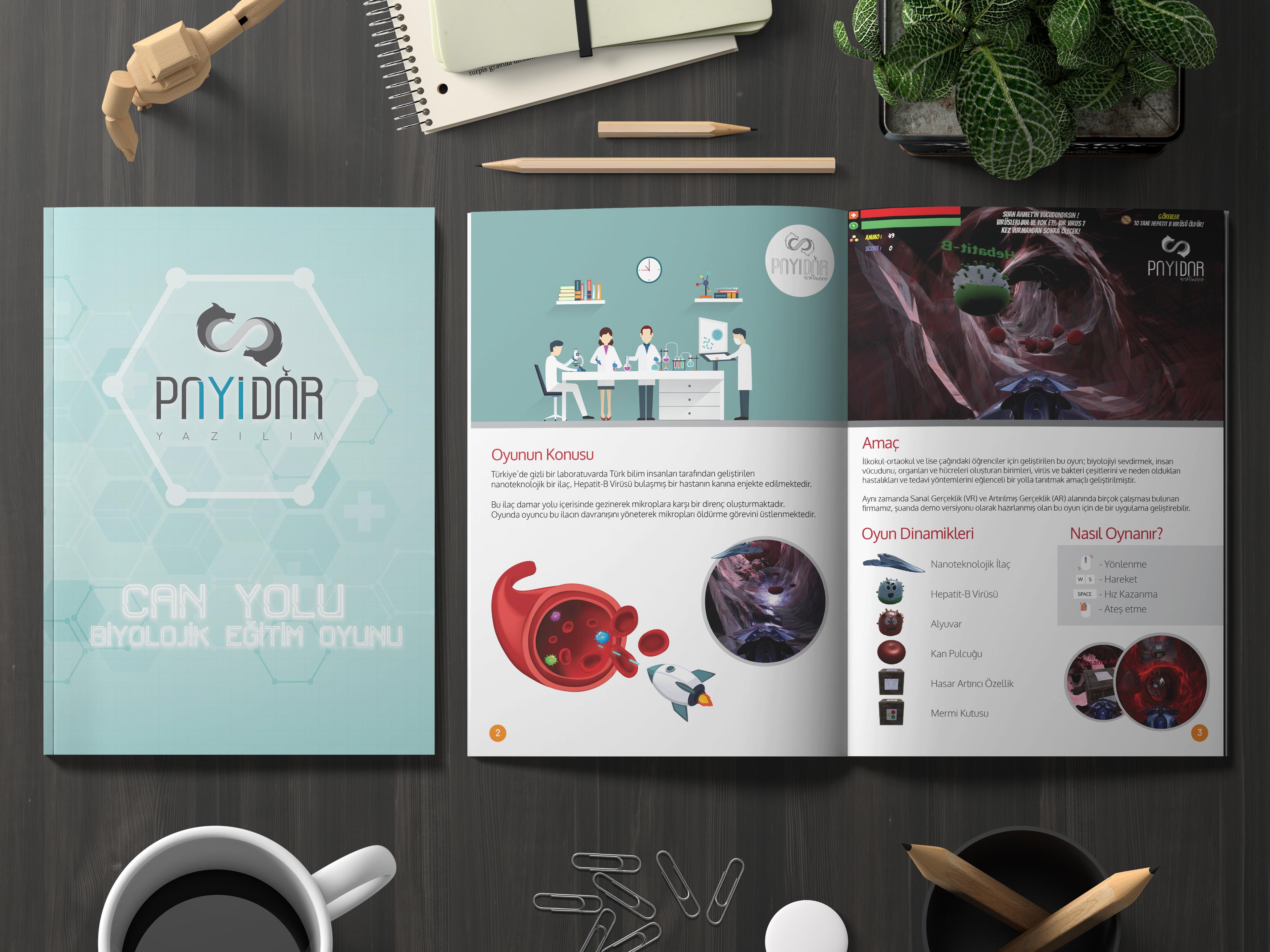 Canyolu Game Brochure