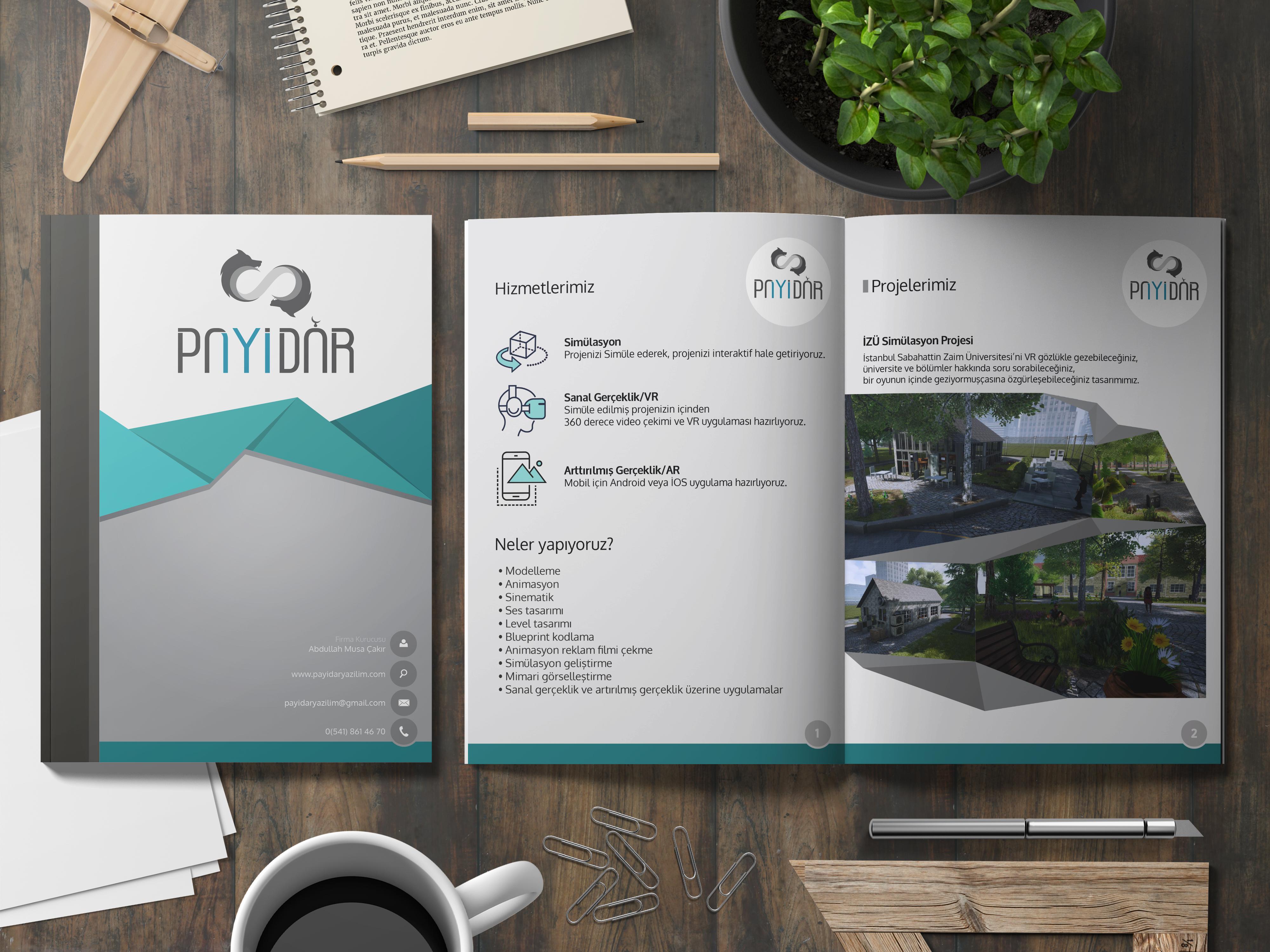 Payidar Software Portfolio