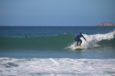 ALL WE NEED IS...SURF