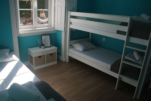 triple room in apartment B