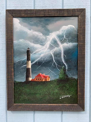 Bill Kuchler - Fire Island Lightning