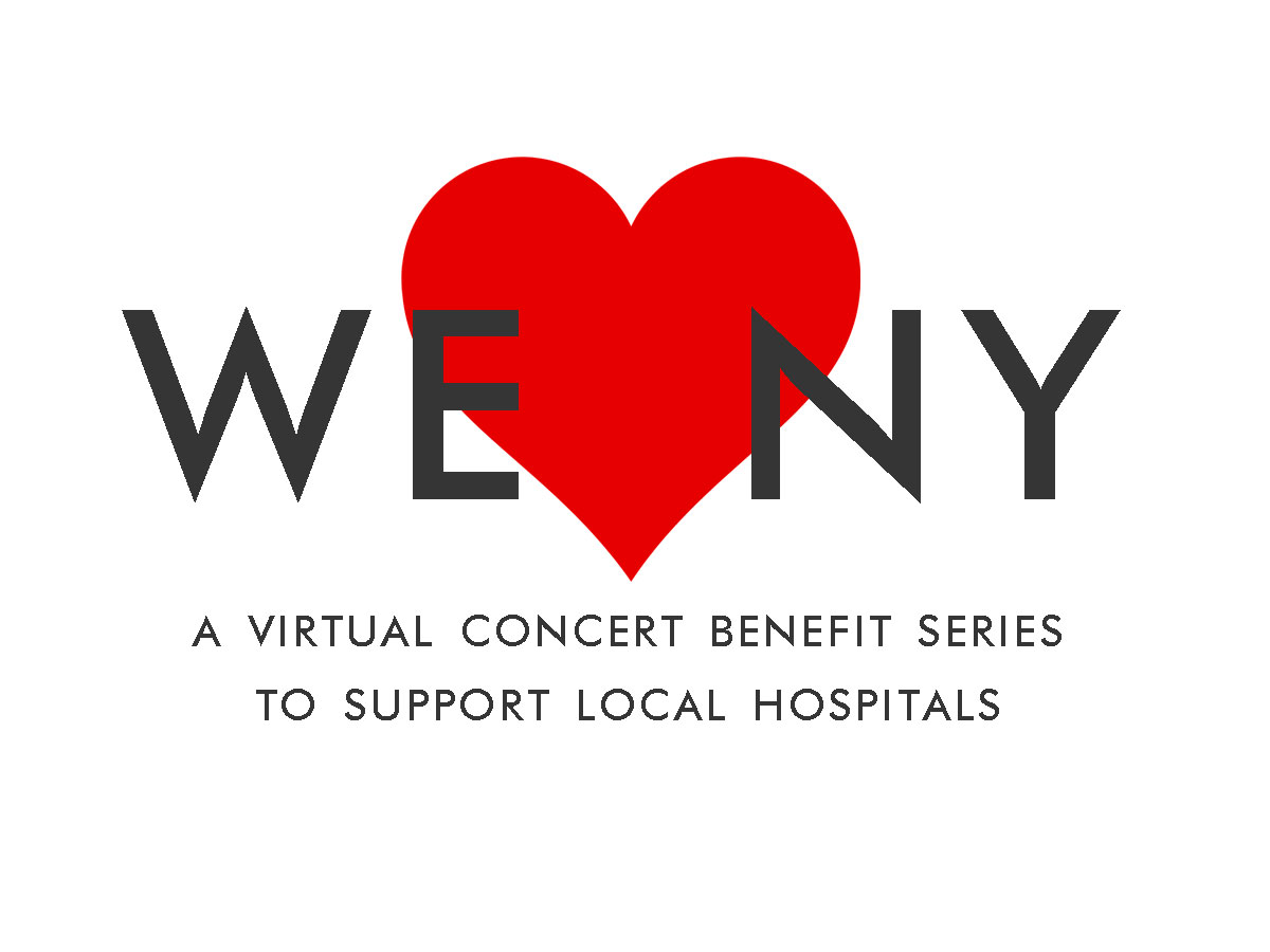 We Love NY Virtual Benefit Concert Series