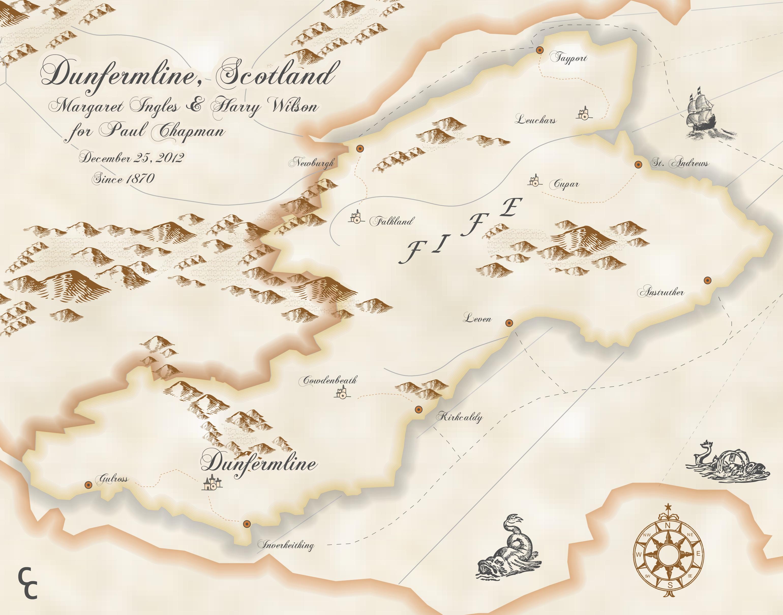 Gift - Dunfermline Scotland