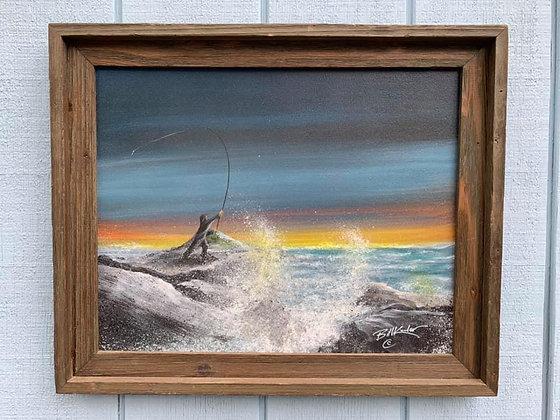 Bill Kuchler - The Fisherman