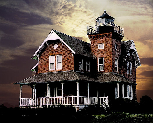 Jessica Schulman - Seagirt Lighthouse