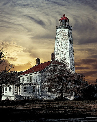 Jessica Schulman - Sandy Hook Lighthouse