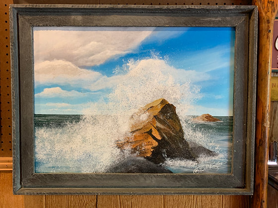Bill Kuchler - The Rock