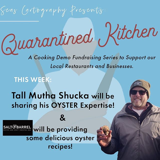 Quarantine Kitchen Virtual Event