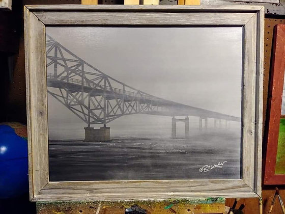 Bill Kuchler - Captree Bridge