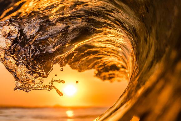 Ron Walker - Golden Sunrise
