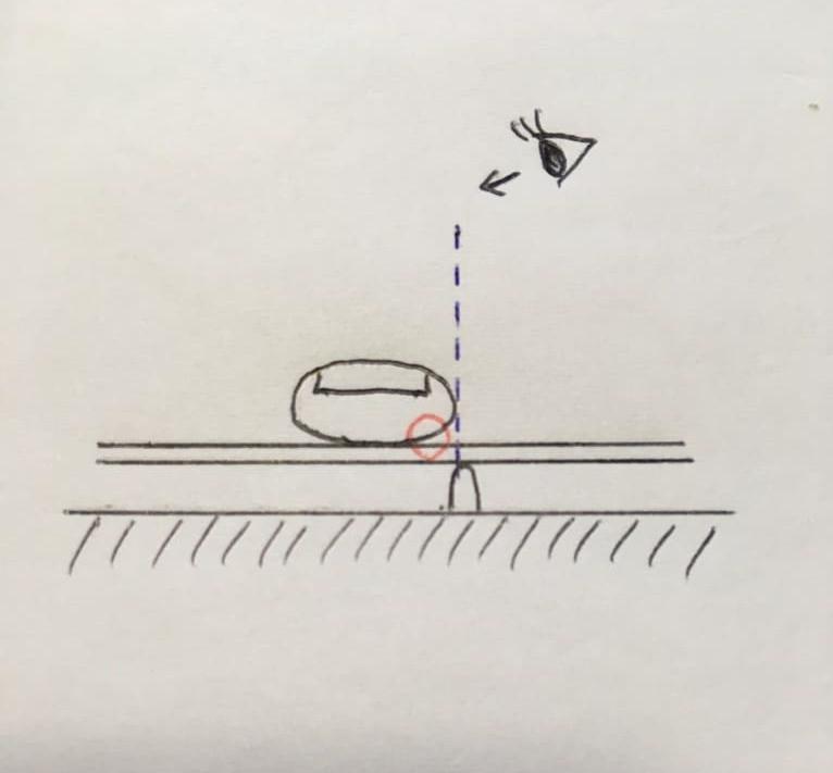 フレットの押さえ方解説2